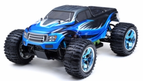 1/10 Exceed RC Brushless PRO 2.4Ghz Electric Infinitive EP RTR Off Road Truck (AA Blue)