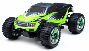 1/10 Exceed RC Brushless PRO 2.4Ghz Electric Infinitive EP RTR Off Road Truck (AA Green)