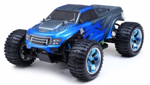 1/10 Exceed RC Brushless PRO 2.4Ghz Electric  RTR Off Road Truck (DD Blue)