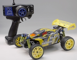 1/16 2.4Ghz Exceed RC Blaze EP Electric RTR Off Road Buggy Wild Yellow