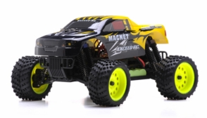 1/16 2.4Ghz Exceed RC Magnet EP Electric RTR Off Road Truck Sava Yellow