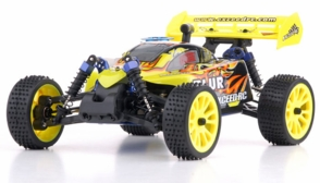 1/16 Exceed RC Blur Nitro Remote Control RC Buggy (FireYellow 2.4G RTR)