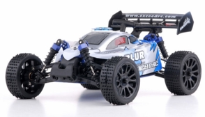 1/16 Exceed RC Blur Nitro Remote Control RC Buggy (MaxBlue 2.4G RTR)