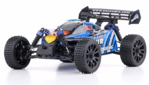 1/16 Exceed RC Blur Nitro Remote Control RC Buggy (WildBlue 2.4G RTR)