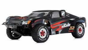 1/8th Exceed RC Mad Code GP Gas Powered Short Course Racing Edition RTR Ready to Run Rally Car (Red)