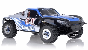 1/8Th Exceed RC Madbash Electric Brushless Racing Edition Almost Ready to Run ARTR  Rally Car Alpha Blue