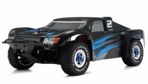 1/8Th Mad Code Short Course Racing Edition RTR Ready to Run Rally Car w/ Brushless/ESC/Lipo (Blue)