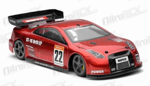 Exceed RC 1/18 Mad Pulse Brushless Drift Car Ready to Run (Red)