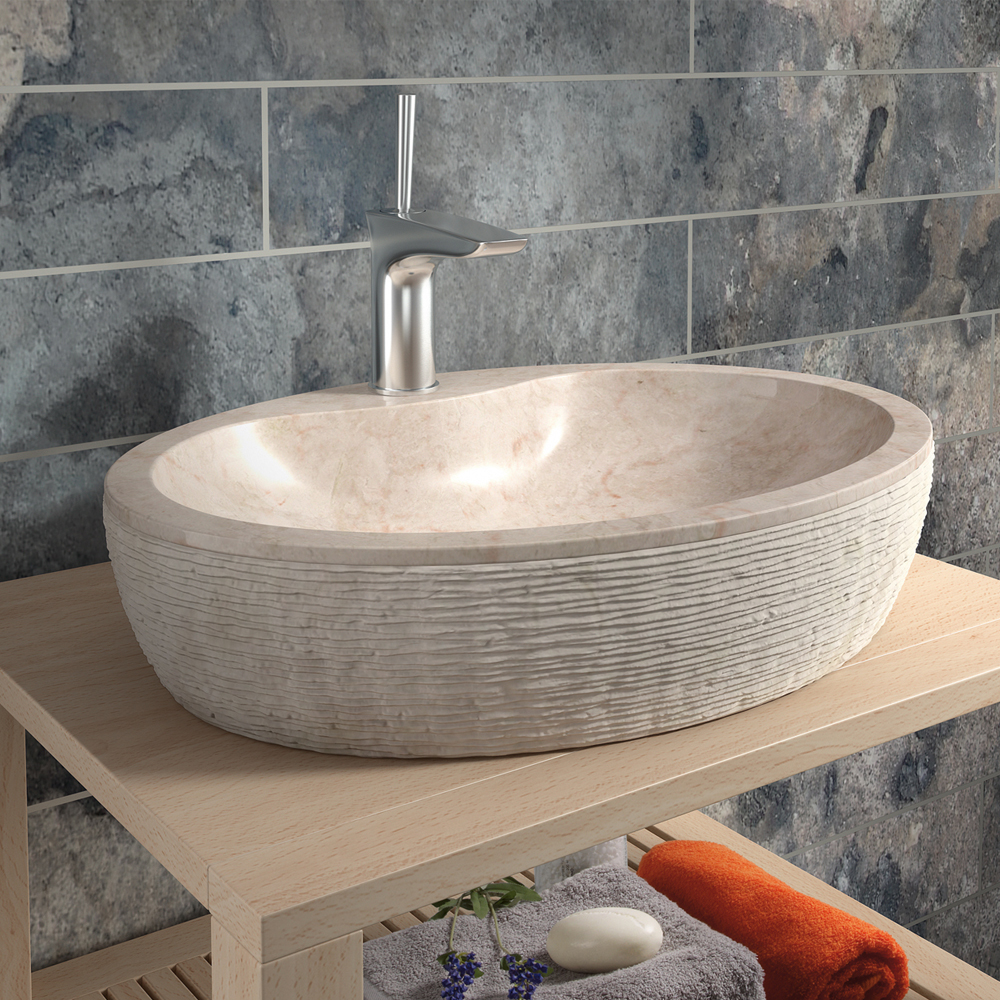 Contemporary Stone Sink