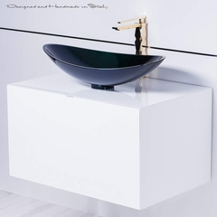 Chic Designer Italian Bathroom Fixture Selection