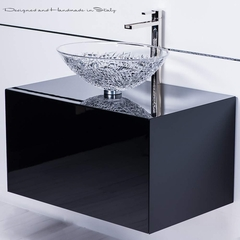 Chic Ultra Modern Italian Bathroom Fixture Selection