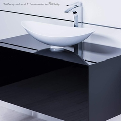Elegant Chic Italian Bathroom Fixture Selection