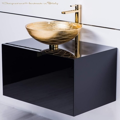 Elegant Luxury Italian Bathroom Fixture Selection