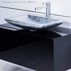 Elegant Modern Italian Bathroom Fixture Selection