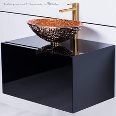 High End Modern Italian Bathroom Fixture Selection