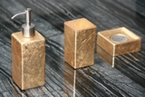 LUXURY SET GOLD LEAF | Luxury Bathroom Sets