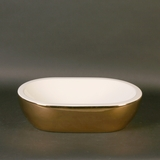 Midas Ceramic Satin Gold White