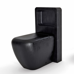 MODA Wall Mount TOILET GIUNGLA | COC� BLACK