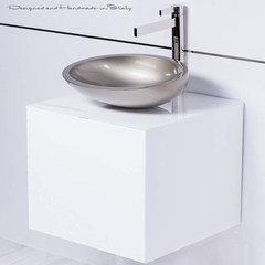 Stylish Modern Italian Bathroom Fixture Selection
