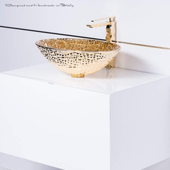 Ultra Modern Italian Bathroom Fixture Selection