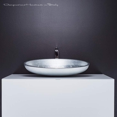 Ultra Modern Minimalist Italian Bathroom Fixture Selection