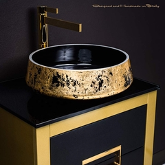 Unique Luxury Italian Bathroom Fixture Selection