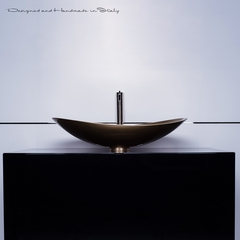 Unique Minimalist Italian Bathroom Fixture Selection