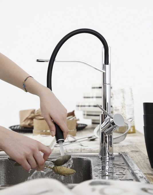 Modern Kitchen Sink Faucets designer and modern kitchen faucets | contemporary kitchen fixtures