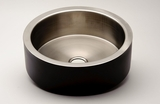 ZERO DE COSTE BRUSHED STEEL BLACK