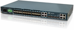 MSW-4424CS, L2 10G Carrier Ethernet Switch with Sync. Ethernet