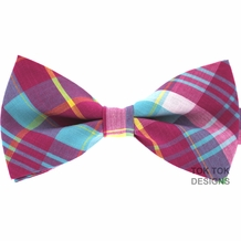 Bow Ties for Men & Boys (B125, T/C Cotton)
