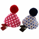 Tok Tok Designs� Handcrafted Hair Clips (HD5-2, 2 PACK)