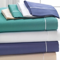 DreamFit Choice Natural Cotton Pillowcase Pair