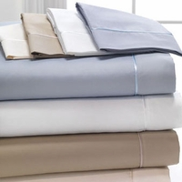DreamFit Preferred Egyptian Cotton Pillowcase Pair