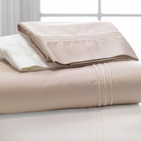 DreamFit Supima 600tc Sateen Pillowcase Pair