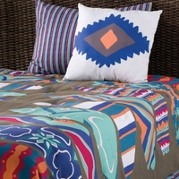 Home Texco by Rizzy Home Kids Surfs Up Bedding Set