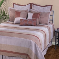 Home Texco by Rizzy Home Manhattan Bedding Set