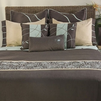 Home Texco by Rizzy Home Snazzy Bedding Set