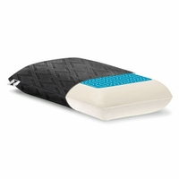 Malouf Travel Memory Foam Molded Contour Neck Pillow