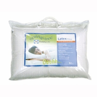 Sealy Posturepedic SpringFree Latex Queen Size Pillow by Pacific Coast Feather