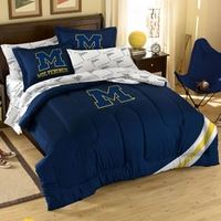 University of Michigan Twin/Full Comforter Set by Northwest Company