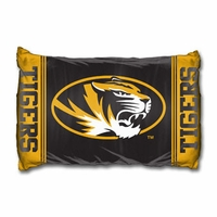 University of Missouri Pillowcase Set by Northwest Company