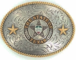 "Nocona ""Don't Mess with Texas"" Buckle 37372"