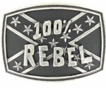 Nocona Rebel Buckle 37032