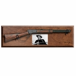 Replica John Wayne Loop Lever Rifle Frame Set - Dark Wood