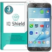 [3-Pack] IQ Shield� Tempered Glass � Galaxy J7 Glass Screen Protector (2017)