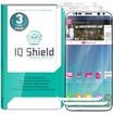 IQ Shield� Tempered Glass � Galaxy S8+ Glass Screen Protector (S8 Plus)(White)