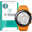 [3-Pack] IQ Shield� Tempered Glass � Huawei Watch 2 Sport Glass Screen Protector