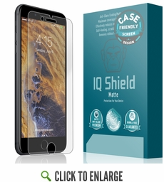 Apple iPhone 7 Plus Matte Screen Protector (Case Friendly Version 2)