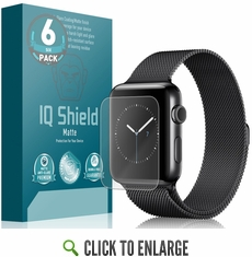 Apple Watch Series 2 42 mm Matte Screen Protector